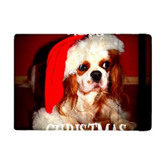 Merry Christmas Santa Cav iPad Mini 2 Flip Cases by TailWags