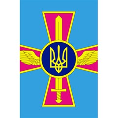 Ensign Of The Ukrainian Air Force 5 5  X 8 5  Notebooks by abbeyz71