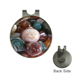 Rain Flower Stones Is A Special Type Of Stone Hat Clips With Golf Markers by Onesevenart