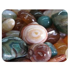 Rain Flower Stones Is A Special Type Of Stone Double Sided Flano Blanket (medium)  by Onesevenart