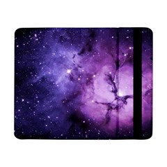 Purple Space Samsung Galaxy Tab Pro 8.4  Flip Case by Onesevenart