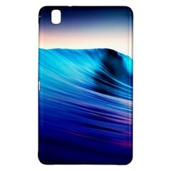 Rolling Waves Samsung Galaxy Tab Pro 8 4 Hardshell Case by Onesevenart