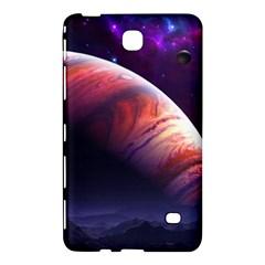 Space Art Nebula Samsung Galaxy Tab 4 (7 ) Hardshell Case  by Onesevenart