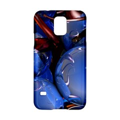 Spheres With Horns 3d Samsung Galaxy S5 Hardshell Case  by Onesevenart