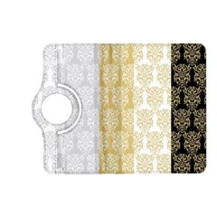 Scrapbook Digitais Estampa Arabesco Scrapbook Para Imprimir Flower Leaf Kindle Fire Hd (2013) Flip 360 Case by AnjaniArt