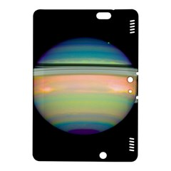 True Color Variety Of The Planet Saturn Kindle Fire Hdx 8 9  Hardshell Case by Onesevenart