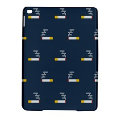 Cigarette Grey Ipad Air 2 Hardshell Cases by AnjaniArt