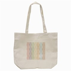Digital Print Scrapbook Flower Leaf Color Green Purple Blue Pink Brown Tote Bag (cream) by AnjaniArt