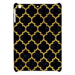 Tile1 Black Marble & Yellow Marble Apple Ipad Mini Hardshell Case by trendistuff