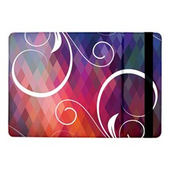 Brushes Chevron Samsung Galaxy Tab Pro 10 1  Flip Case by AnjaniArt