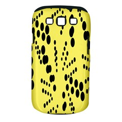 Circular Dot Selections Circle Yellow Samsung Galaxy S Iii Classic Hardshell Case (pc+silicone) by AnjaniArt