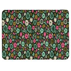 Floral Flower Flowering Rose Samsung Galaxy Tab 7  P1000 Flip Case by AnjaniArt