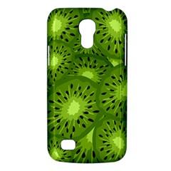 Fruit Kiwi Green Galaxy S4 Mini by AnjaniArt