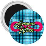 Eerie, Indiana Foreverware logo magnet - 3  Magnet