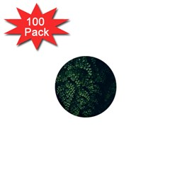 Abstract Art Background Biology 1  Mini Buttons (100 Pack)