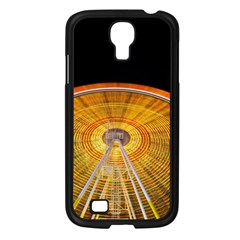Abstract Blur Bright Circular Samsung Galaxy S4 I9500/ I9505 Case (black) by Amaryn4rt