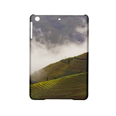 Agriculture Clouds Cropland Ipad Mini 2 Hardshell Cases by Amaryn4rt