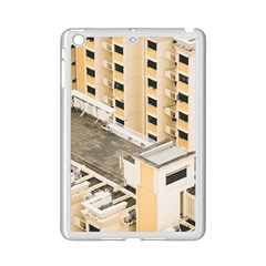 Apartments Architecture Building iPad Mini 2 Enamel Coated Cases by Amaryn4rt