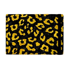 Skin5 Black Marble & Yellow Marble (r) Apple Ipad Mini Flip Case by trendistuff