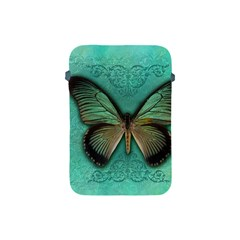 Butterfly Background Vintage Old Grunge Apple Ipad Mini Protective Soft Cases by Amaryn4rt