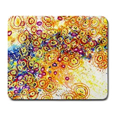 Canvas Acrylic Design Color Large Mousepads