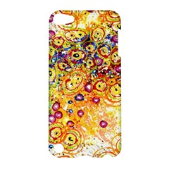 Canvas Acrylic Design Color Apple Ipod Touch 5 Hardshell Case by Amaryn4rt