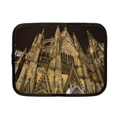 Cologne Church Evening Showplace Netbook Case (small)  by Amaryn4rt