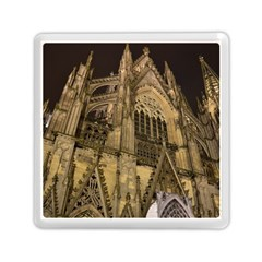 Cologne Church Evening Showplace Memory Card Reader (square)