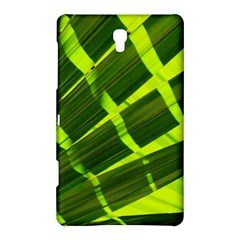 Frond Leaves Tropical Nature Plant Samsung Galaxy Tab S (8.4 ) Hardshell Case  by Amaryn4rt