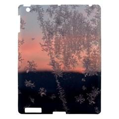 Hardest Frost Winter Cold Frozen Apple Ipad 3/4 Hardshell Case by Amaryn4rt