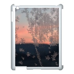 Hardest Frost Winter Cold Frozen Apple Ipad 3/4 Case (white) by Amaryn4rt