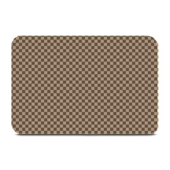 Pattern Background Diamonds Plaid Plate Mats by Amaryn4rt