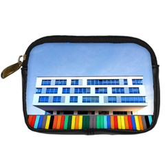 Office Building Digital Camera Cases