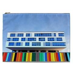 Office Building Cosmetic Bag (xxl)  by Amaryn4rt