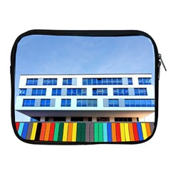 Office Building Apple Ipad 2/3/4 Zipper Cases