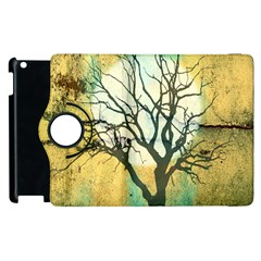 A Glowing Night Apple Ipad 3/4 Flip 360 Case by theunrulyartist