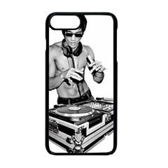 Bruce Lee Dj Apple iPhone 7 Plus Seamless Case (Black)