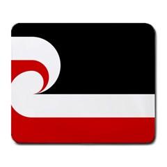 Tino Rangatiratanga Flag Large Mousepads by abbeyz71