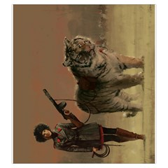 Scythe Big Bag Faction 4 By Sims   Drawstring Pouch (large)   J9ynlioa8vhi   Www Artscow Com Front