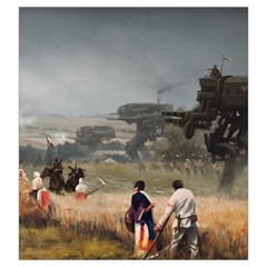Scythe Big Bag Faction 4 By Sims   Drawstring Pouch (large)   J9ynlioa8vhi   Www Artscow Com Back