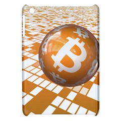 Network Bitcoin Currency Connection Apple Ipad Mini Hardshell Case by Amaryn4rt
