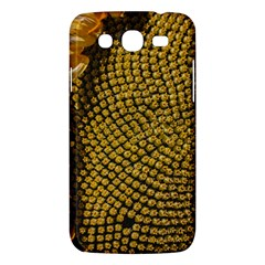 Sunflower Bright Close Up Color Disk Florets Samsung Galaxy Mega 5 8 I9152 Hardshell Case  by Amaryn4rt