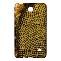 Sunflower Bright Close Up Color Disk Florets Samsung Galaxy Tab 4 (8 ) Hardshell Case  by Amaryn4rt