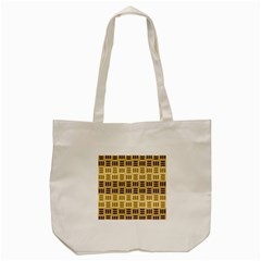 Textile Texture Fabric Material Tote Bag (cream)