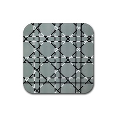 Texture Backgrounds Pictures Detail Rubber Coaster (square)  by Amaryn4rt