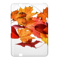 Autumn Leaves Leaf Transparent Kindle Fire Hd 8 9  by Amaryn4rt