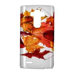 Autumn Leaves Leaf Transparent Lg G4 Hardshell Case by Amaryn4rt