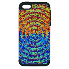 Background Color Game Pattern Apple Iphone 5 Hardshell Case (pc+silicone) by Amaryn4rt