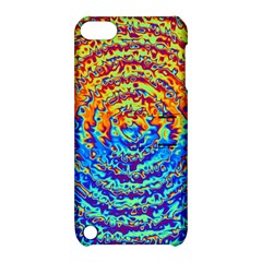 Background Color Game Pattern Apple Ipod Touch 5 Hardshell Case With Stand by Amaryn4rt