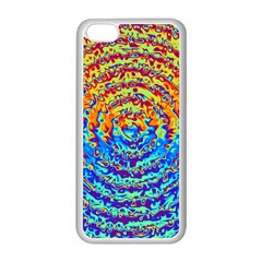 Background Color Game Pattern Apple Iphone 5c Seamless Case (white) by Amaryn4rt